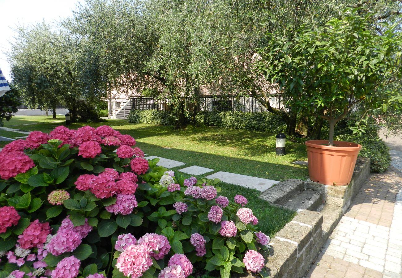 Residence a Lazise - Regarda - bilocale piano primo Residence Allegra a Lazise, wifi, piscina