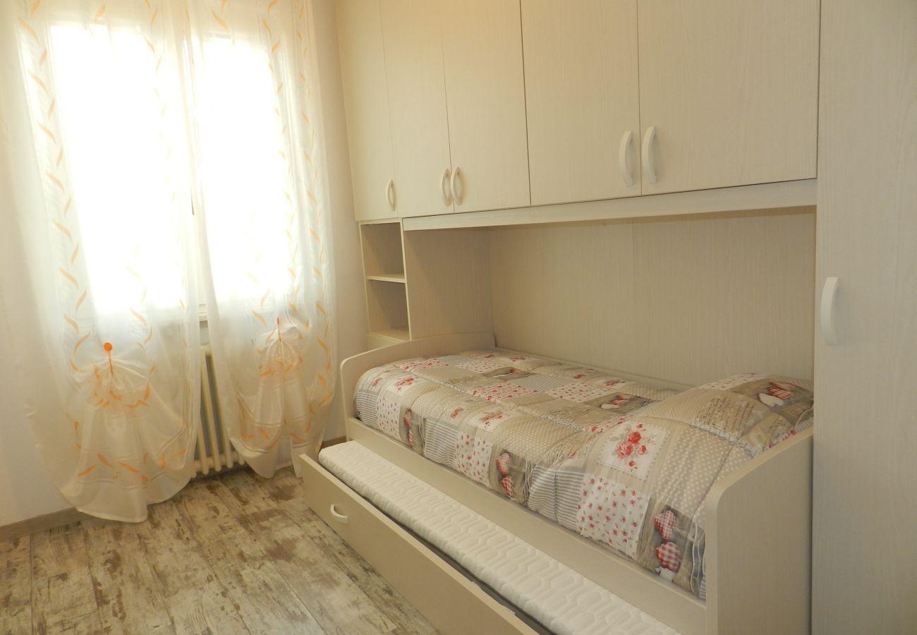 Casa a Bardolino - Regarda – rustico Petra a Bardolino, 3 camere, 2 bagni, giardino e wifi
