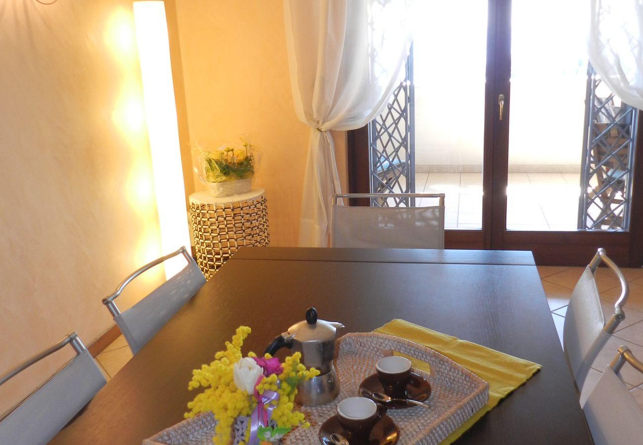 Ferienwohnung in Lazise - Regarda - Ferienhaus